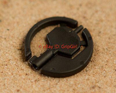 Hidden Plastic Polymer Black Handcuff Cuff Key Concealable SERE E&E EDC Gear