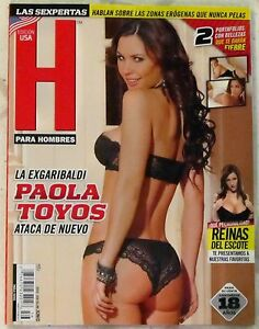 H-PARA-HOMBRES-Sexy-PAOLA-TOYOS-June-2012-Hot-THANMY-Irena-CLAUDIA-COLUCCI-New