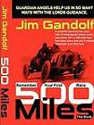 500 Miles The Book by Jim Gandolf (Paperback, 2011)