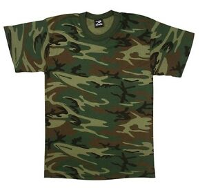 Camouflage-T-Shirt-Mens-by-Rothco