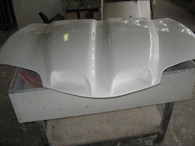 Fiberglass 93-02 Firebird/Trans AM WS6 FUNCTIONAL RAM AIR bolton hood