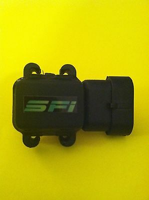 2 BAR MAP SENSOR LS1 LS2 LS3 LS6 LS7 LS9 TRANS AM FIREBIRD TURBO CAMARO CORVETTE
