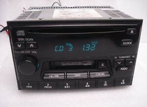 nissan altima maxima pathfinder 200sx radio cd cassette. Black Bedroom Furniture Sets. Home Design Ideas