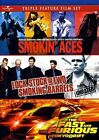Smokin Aces/Lock, Stock and Two Smoking Barrels/The Fast and the Furious: Tokyo Drift (DVD, 2013, 2-Disc Set)