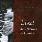 Grand Piano: Liszt, Bach-Busoni & Chopin (1997)