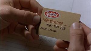 The-Big-Lebowski-Dude-039-s-ID-Ralphs-Club-Card-Movie-Prop