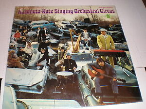 Kasenetz Katz Singing Orchestral Circus Quick Joey Small Run Joey Run