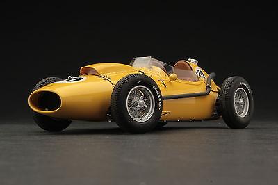 Exoto XS 1958 Ferrari Dino 246 F1 / Ecurie Francorchamps / 1:18 / #GPC97216