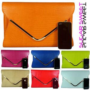 Large-Leather-Style-Snakeskin-Clutch-Bag-Evening-Bag-Snake-Skin-Handbag-Purse