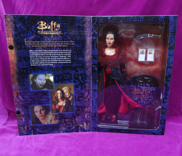 "Buffy The Vampire Slayer Vampire Drusilla Sideshow 12"" 1/6 action figure doll"