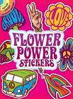Flower Power Stickers by Zelda Devon (Paperback, 2009)