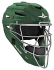 Converse ALL-STAR MVP2500 Baseball Catcher's Helmets DG - DARK GREEN YOUTH (HAT SIZES: 6 1/4-7) - MVP2510