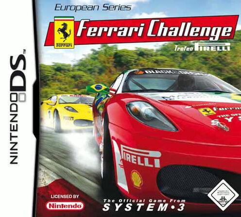 Ferrari Challenge - Trofeo Pirelli (Nintendo DS, 2007) Gebraucht