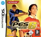 Pro Evolution Soccer 6 (Nintendo DS, 2007)