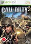 Call of Duty 3 (Microsoft Xbox 360, 2006, DVD-Box)