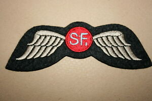 SPECIAL FORCES SF JEDBURGH FORCE PARACHUTE AIRBONE WING FLAT TYPE - <span itemprop=availableAtOrFrom>Ramsgate, United Kingdom</span> - SPECIAL FORCES SF JEDBURGH FORCE PARACHUTE AIRBONE WING FLAT TYPE - Ramsgate, United Kingdom