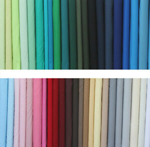 Moda-Bella-Solids-100-Cotton-Fabric-Plain-Quilting-Patchwork-Sewing-Crafts
