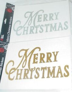 MERRY-CHRISTMAS-WINDOW-STICKERS-GOLD-OR-SILVER-PM46
