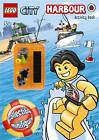 LEGO CITY: Harbour Activity Book with Minifigure by Penguin Books Ltd (Paperback, 2012)
