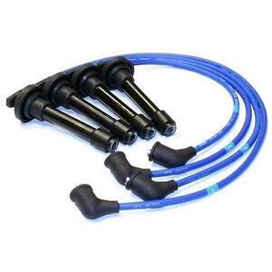 ngk spark plug ignition wires honda prelude h22 h22a h22a1. Black Bedroom Furniture Sets. Home Design Ideas