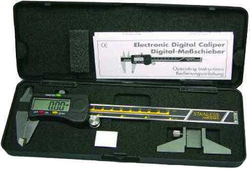 Digital - Meßschieber 150mm + Tiefenmeßbrücke 75mm  NEU Tiefenmessschieber