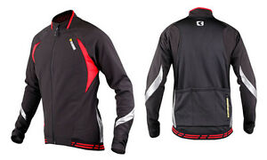 Sobike-Cycling-Bike-Fleece-Thermal-Long-Jersey-Winter-Jacket-Aurora-Black-New