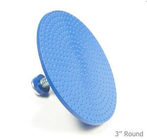 "Paintless Dent Repair (PDR) Glue/Puller Tabs KECO - 3"" Round Super Tab"