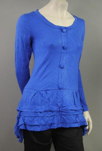 /%SALE/% DAMEN LONGSHIRT LONG SHIRT Langarm Tunika MiniKleid Longpulli 2302