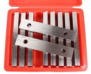 1-4-034-9-Pair-Precision-Parallel-Set-6-034-Length-in-Box-HRC-52-58-EG10-1432