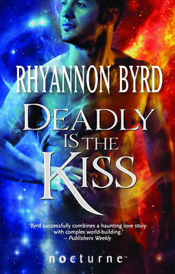 Deadly Is the Kiss-ExLibrary