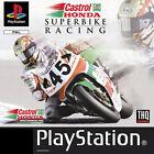 Castrol Honda Superbike Racing. Titanium (Sony PlayStation 1, 2000)