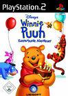 Disneys Winnie Puuh - Kunterbunte Abenteuer (Sony PlayStation 2, 2005, DVD-Box)