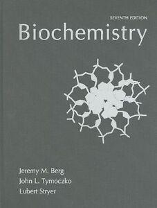 Biochemistry by berg jeremy m berg john l tymoczko and lubert stock photo fandeluxe Gallery