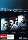 Ridley Scott Collection - Robin Hood / Gladiator / American Gangster (DVD, 2010, 3-Disc Set)