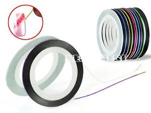 18-Color-Rolls-Nail-Art-UV-Gel-Tips-Striping-Tape-Line-Strip-Sticker-Decoration