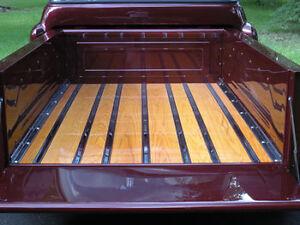 Oak Bed Wood Floor Chevy Chevrolet Truck 51 52 53 54 55 56