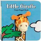 Little Giraffe Finger Puppet Book by Image Books (Board book, 2009)