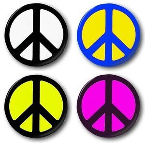 Peace-Symbol-1-034-25mm-Button-Badge-Various-Colours-Ban-the-Bomb-CND-logo