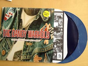 DANDY-WARHOLS-13-TALES-Double-LP-COLORED-Vinyl-US-Only