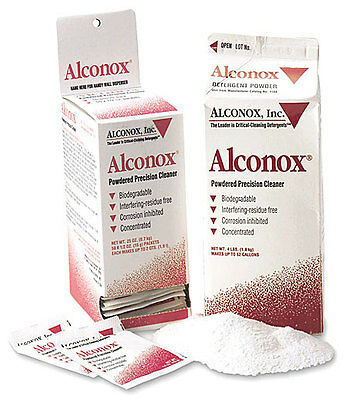 Tattoo Supply ALCONOX 4lb CLEANING DETERGENT for Ultrasonic Machine
