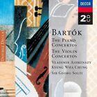 Bartók: Piano Concertos; Violin Concertos [Germany] (2003)