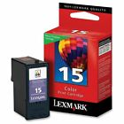 Lexmark #15 (18C2110) More than one color/Color Ink Cartridge