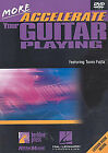 More Accelerate Your Guitar Playing (DVD, 2009)