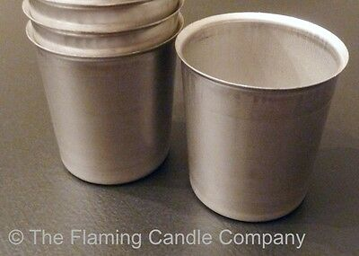 Five (5) Votive Molds  - Free Shipping - Candle Making Supplies
