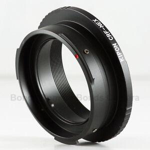 Kipon-Contax-Rangefinder-RF-lens-to-Sony-E-NEX-Adapter-A7-A7R-NEX-5T-7-6-A5000
