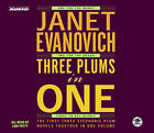 Three Plums in One: CD Gift Set by Janet Evanovich (CD-Audio, 2003)