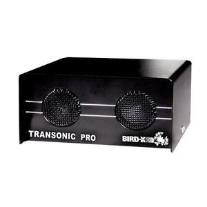 Bird-X-TX-PRO-Transonic-Pro-Electronic-Pest-Repeller-w-9-Settings-AC-Adaptor