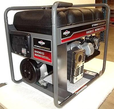 Briggs & Stratton 5500 Watt Storm Responder Generator #30430A-R