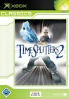 TimeSplitters 2 (Microsoft Xbox, 2003, DVD-Box)