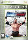 WWE SmackDown vs. Raw 2007 -- Classics (Microsoft Xbox 360, 2007, DVD-Box)